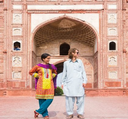 This is what world travelers ALEX and SEBASTIAAN have to say about Lahore!