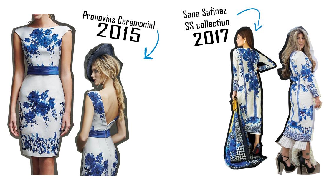 Sana Safinaz SS Lawn 2017- Inspiration or Replication?