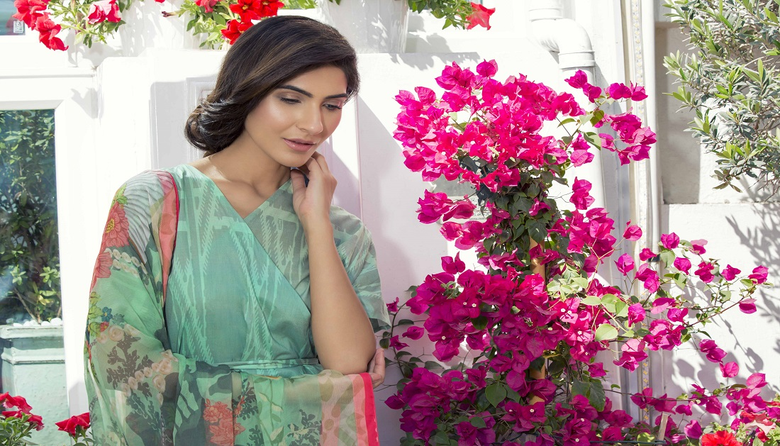 Baraé Khanom's just launched their lawn collection and we love it!