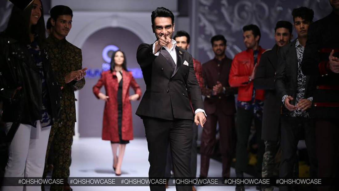 Munib Nawaz at Hum Showcase17 – Wow