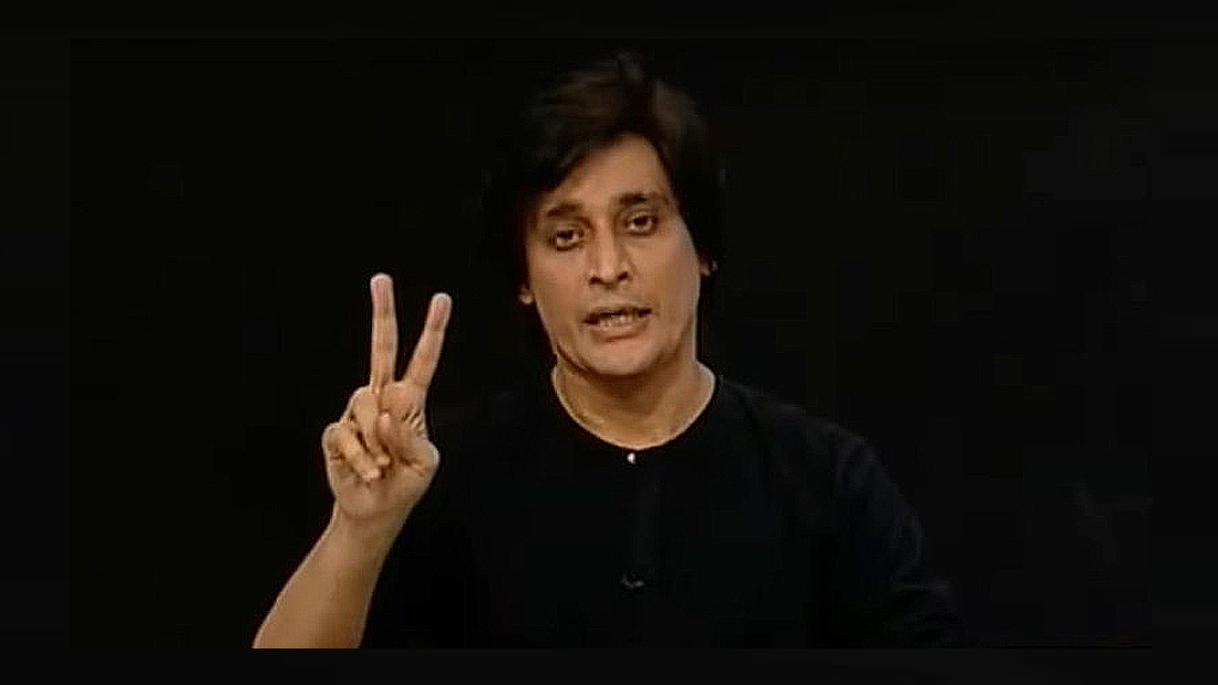The moronic enigma that is Sahir Lodhi