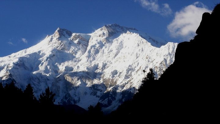 This is why Nanga Parbat is also named Killer Mountain!!!