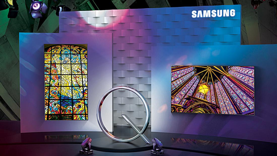 Samsung QLed TV – Launch