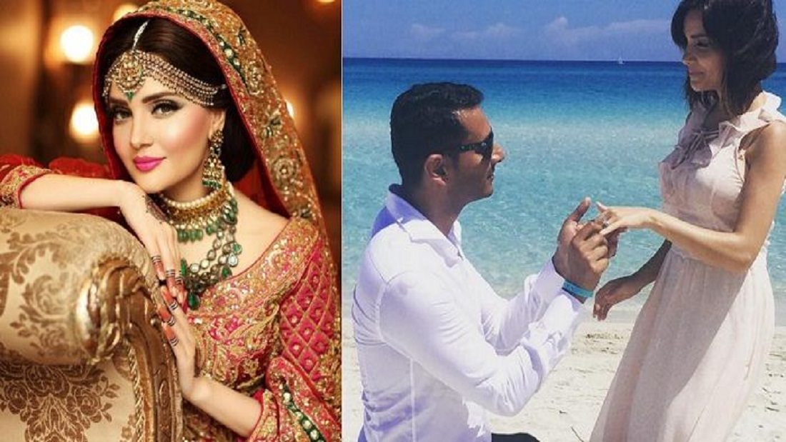 "The truth about Armeena Rana Khan's ""engagement"""