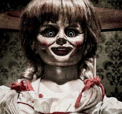 Annabelle Creation scared me
