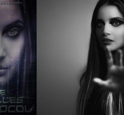 Armeena finally ditches her 'girl next door' look for an international film