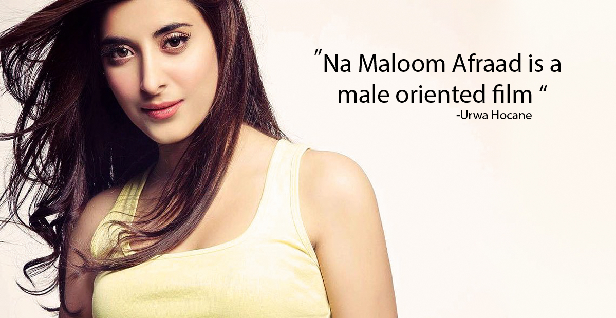 Urwa Hocane does not wish to be part of Na Maloom Afraad 2 promotions