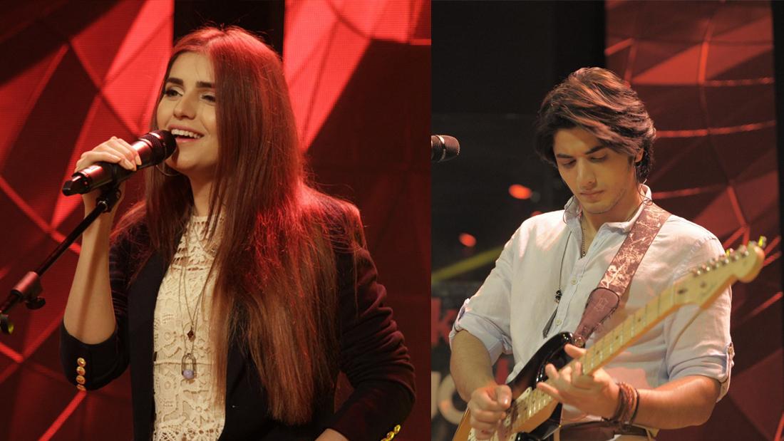 Momina Mustehsan and Danyal Zafar kick off Coke Studio Season 10 with a duet