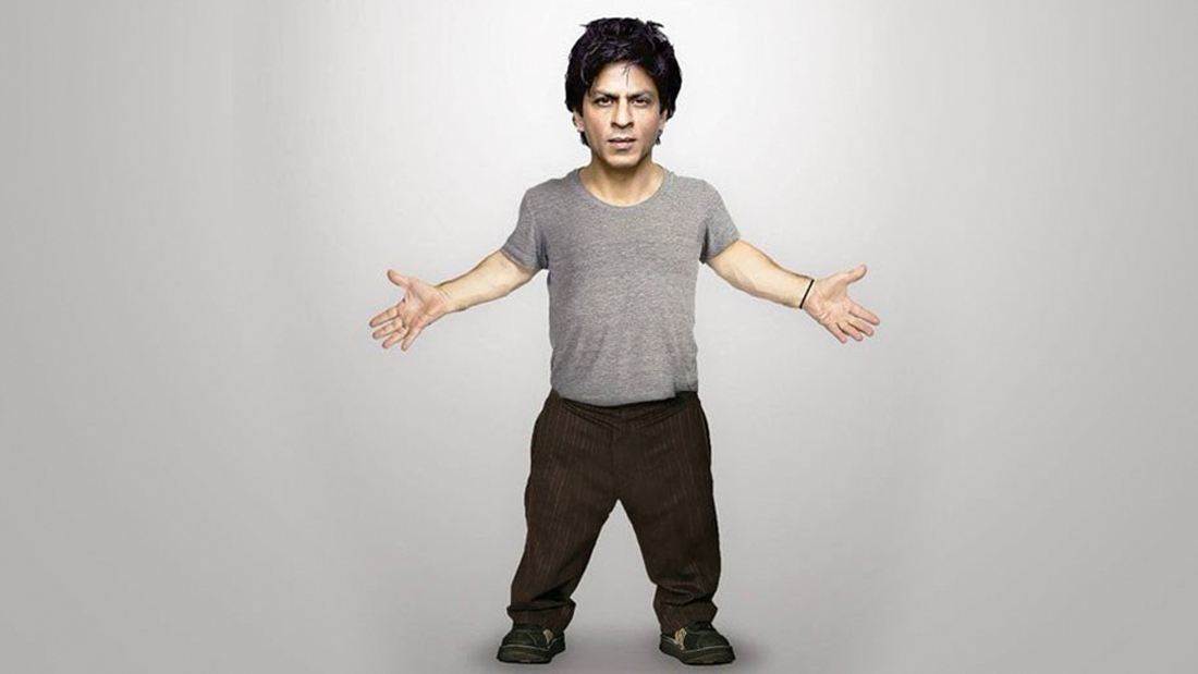 Shahrukh Khan to play a dwarf in his next film