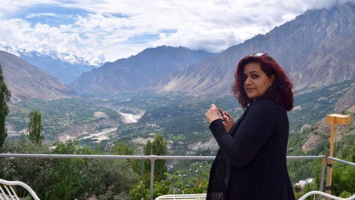 Kluchit meets Fariha Rashed