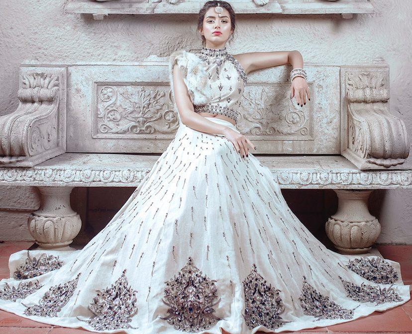 "Hira Ali Studios unveils debut bridal collection ""BREAK THE MOULD"""