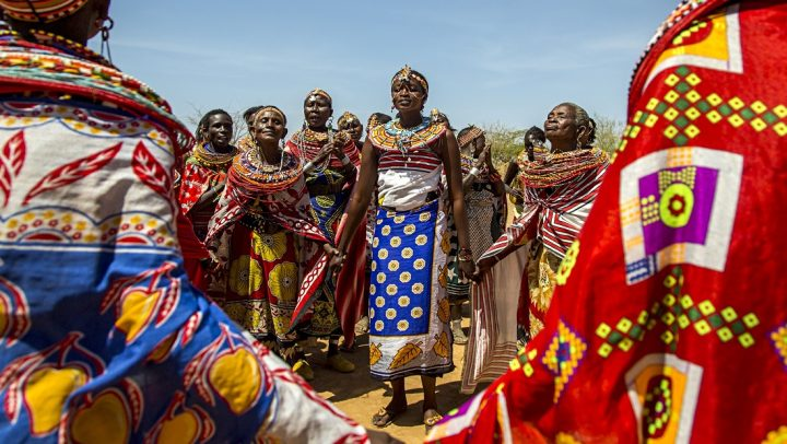 Umoja: A Village Where Men Are Banned