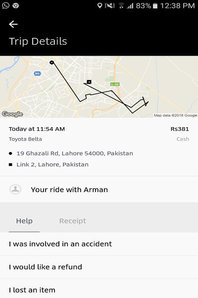 uber-scam-kluchit-route