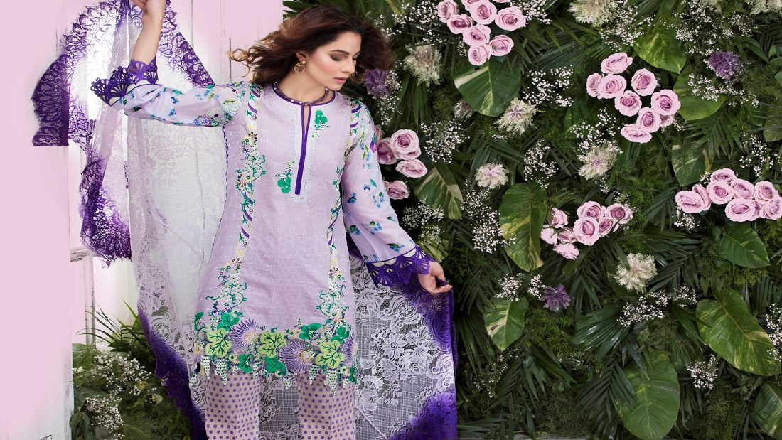 Zarmina Zahid to launch her debut lawn collection Elaheh this S/S 2018!