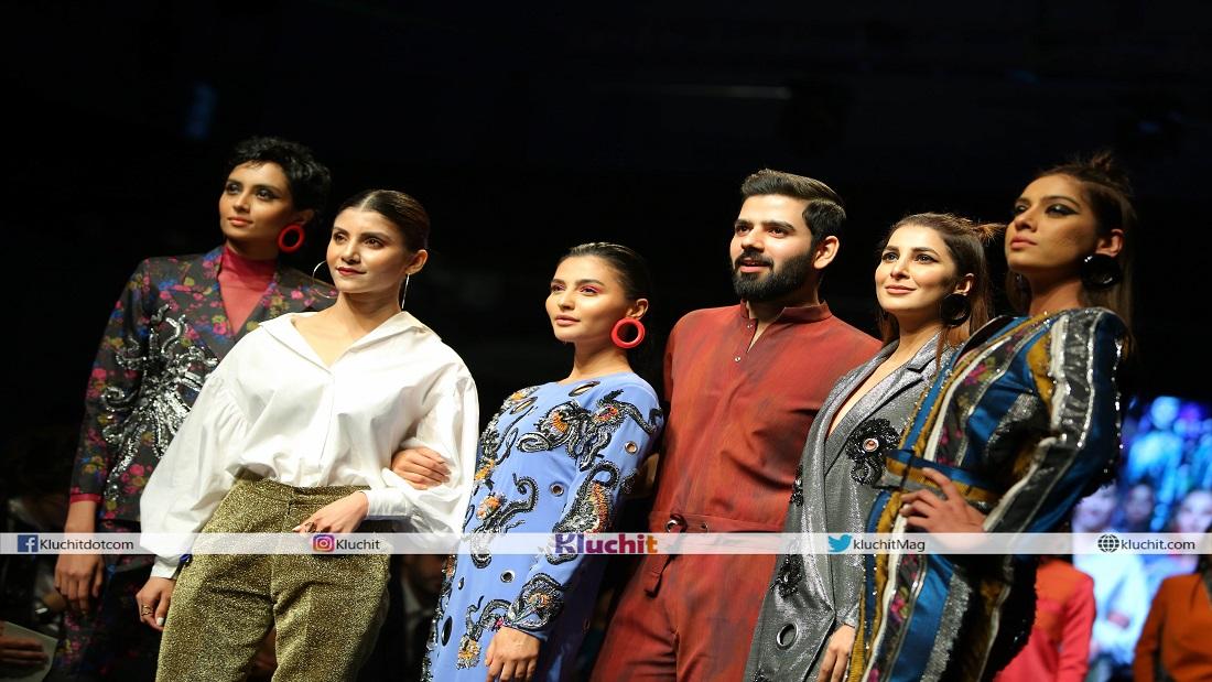 PFDC Sunsilk Fashion Week 2018: Hussain Rehar