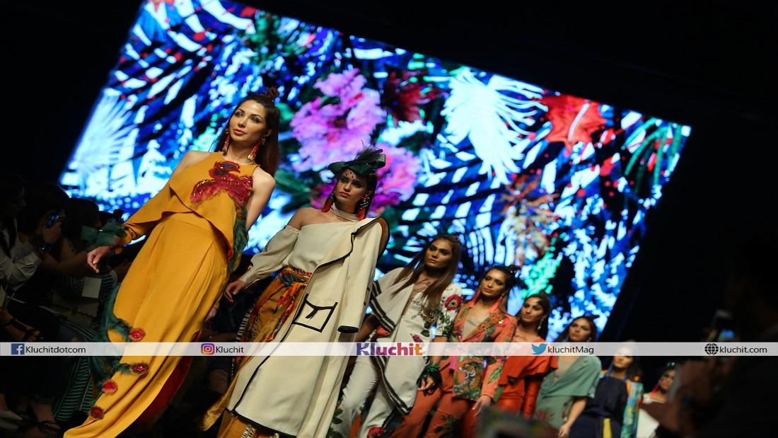 PFDC Sunsilk Fashion Week 2018: Arjumand Bano