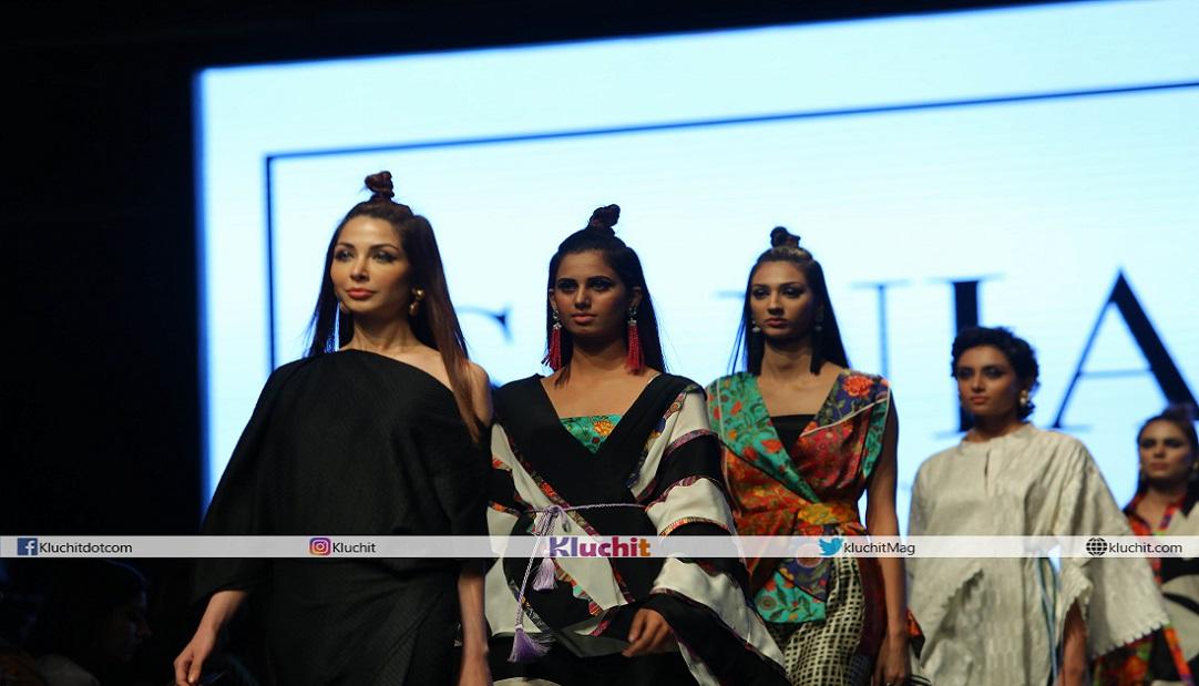 PFDC Sunsilk Fashion Week 2018: Sania Maskatiya