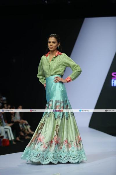PFDC Sunsilk Fashion Week 2018, Day 3: Rouge - Kluchit