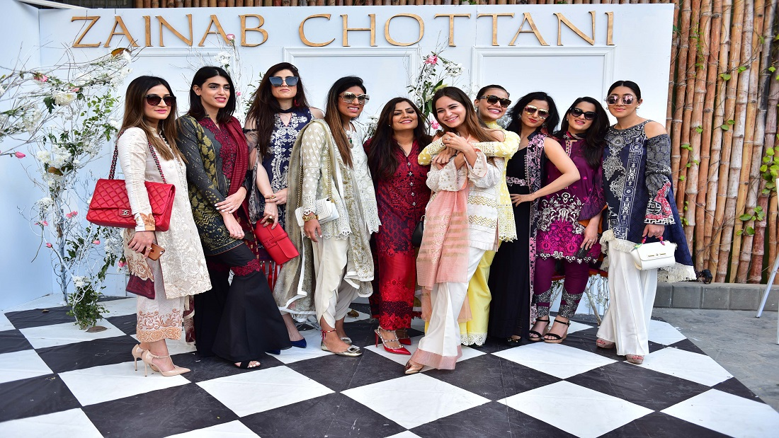 Zainab Chottani to launch her S/S Luxury Lawn 2018 Collection 'Paisón de Viajar'