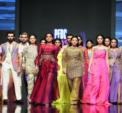 PFDC Sunsilk Fashion Week 2018, Day 3: Fahad Hussayn