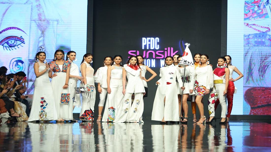 PFDC Sunsilk Fashion Week 2018, Day 3: Mona Imran