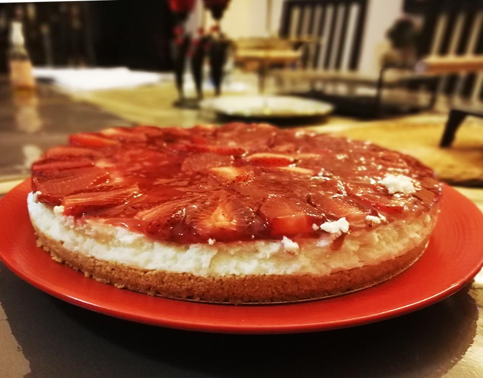 no-bake-strawberry-cheesecake-kluchit-food