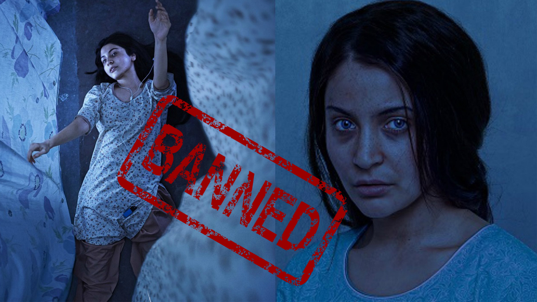 Anushka Sharma's Pari Gets Banned in Pakistan