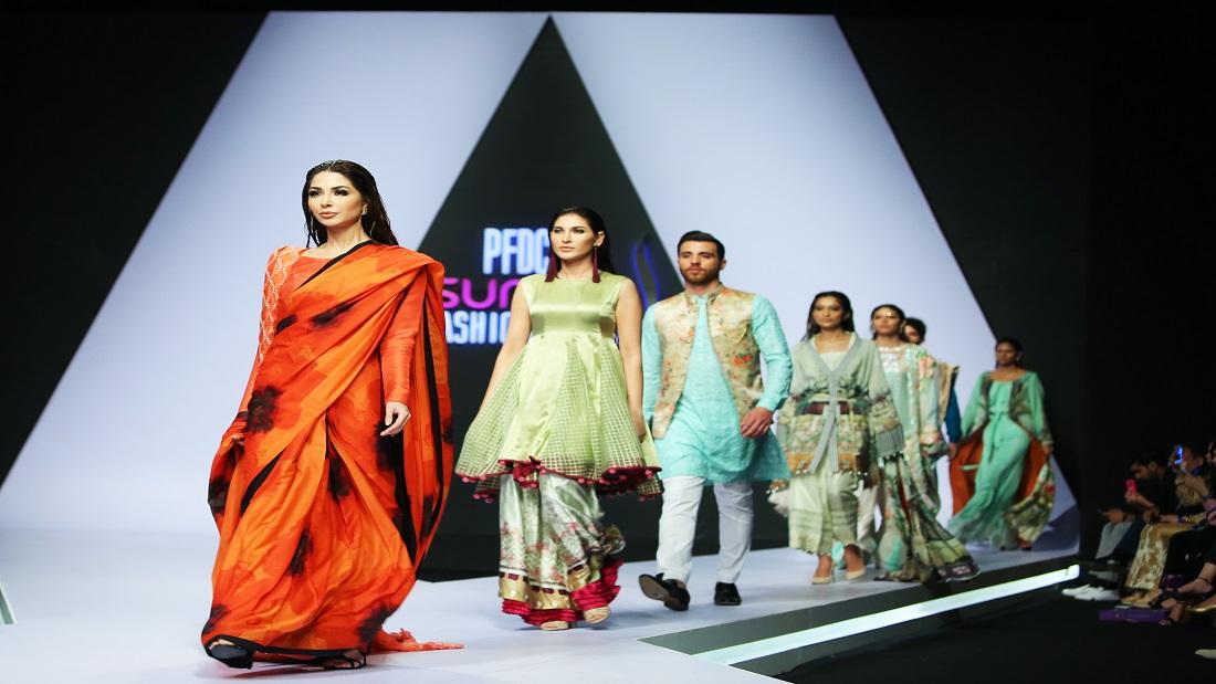 PFDC Sunsilk Fashion Week 2018, Day 3: Rouge