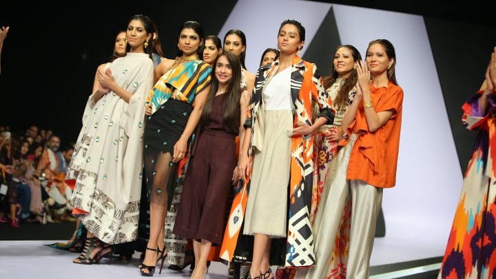 PFDC Sunsilk Fashion Week 2018, Day 3: Zonia Anwaar