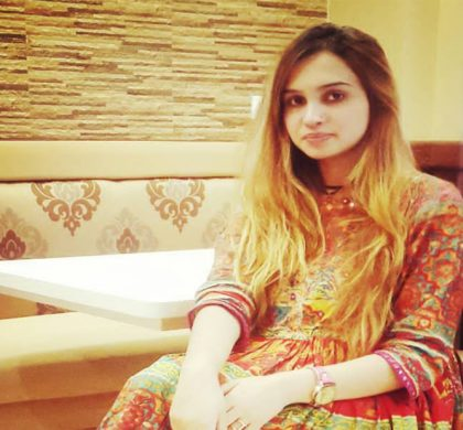 Educationist with a dream – Meet Shafaq Rabab