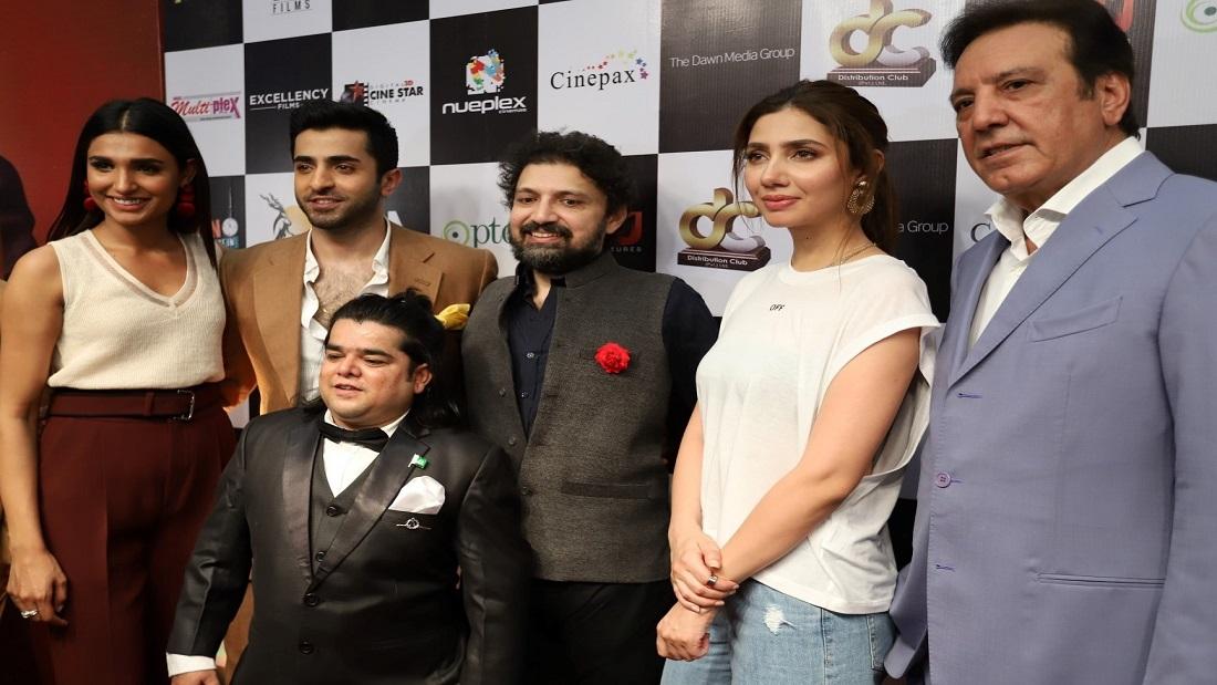 Official trailer of Mahira Khan and Sheheryar Munawar starrer 7 DIN MOHABBAT IN released