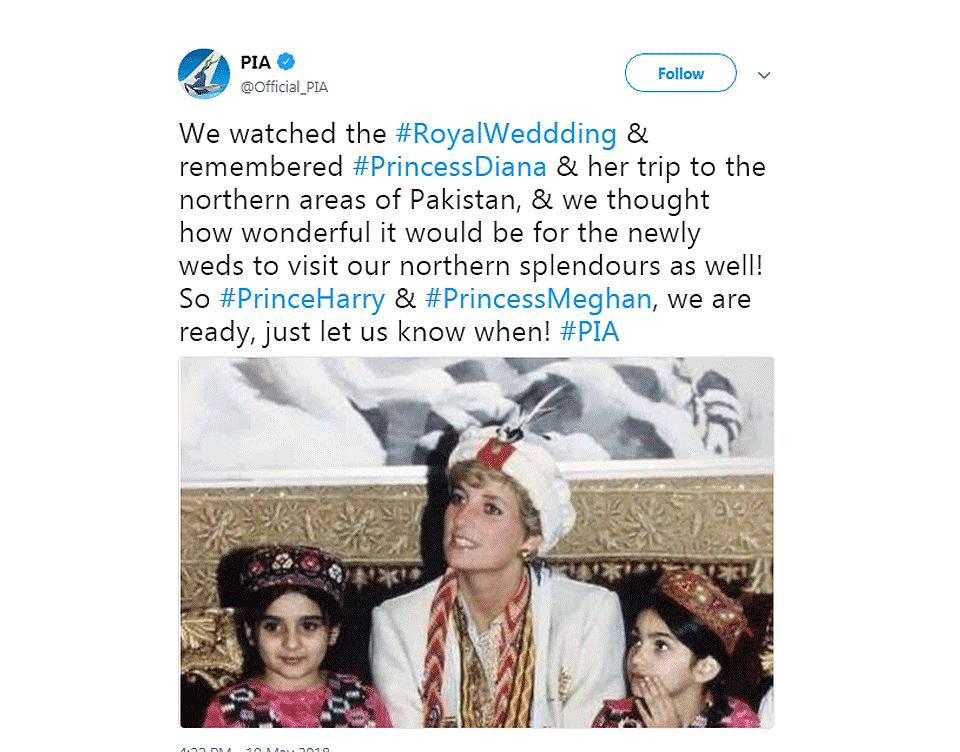 kluchit-Prince-harry-meghan-markle-royal-wedding-Pakistan-international-airlines