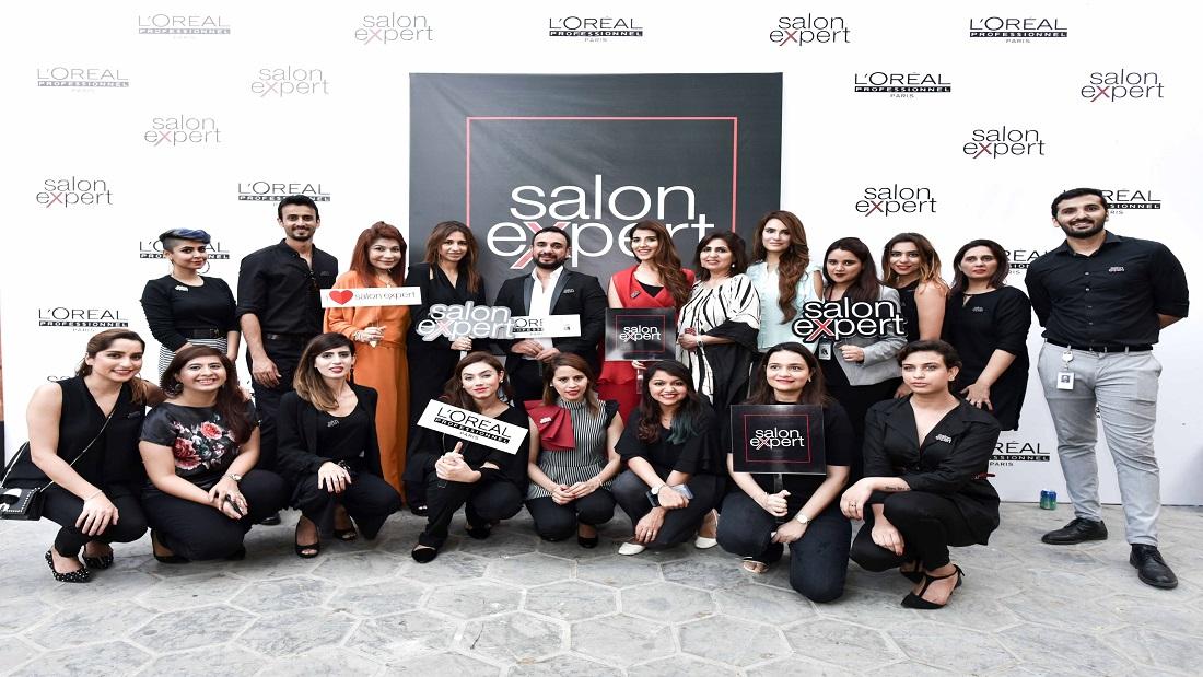 L'Oréal Professional Pakistan All Set To Launch Salon Expert!
