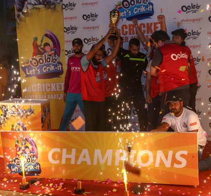 Oolala! raises cricket ka fever with exciting tape ball street matches!