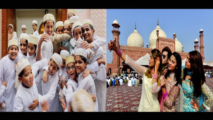 Have Eid celebrations changed from what they used to be?