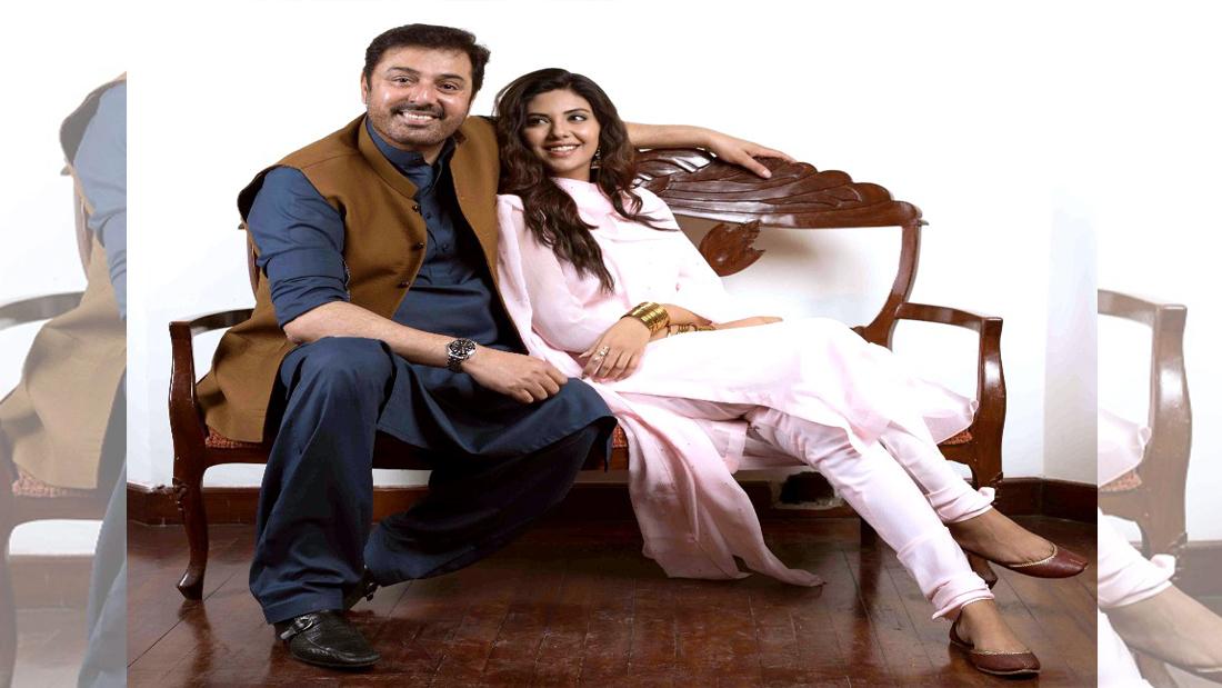 "Nouman Ijaz and Sunita Marshall's ""Ghamand"" deems promising"