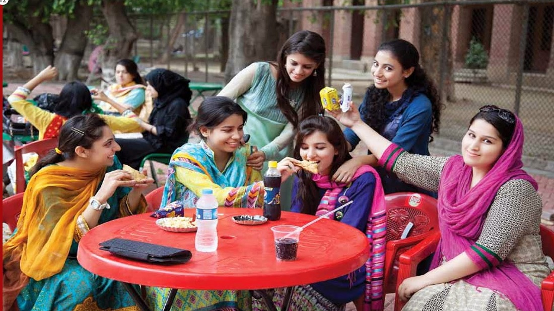 8 things only girls from Kinnaird can relate to!