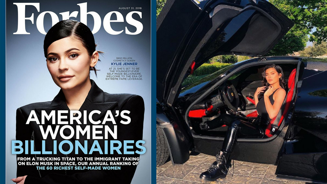 People are hating on Kylie Jenners new Forbes Magazine Cover: Here's Why