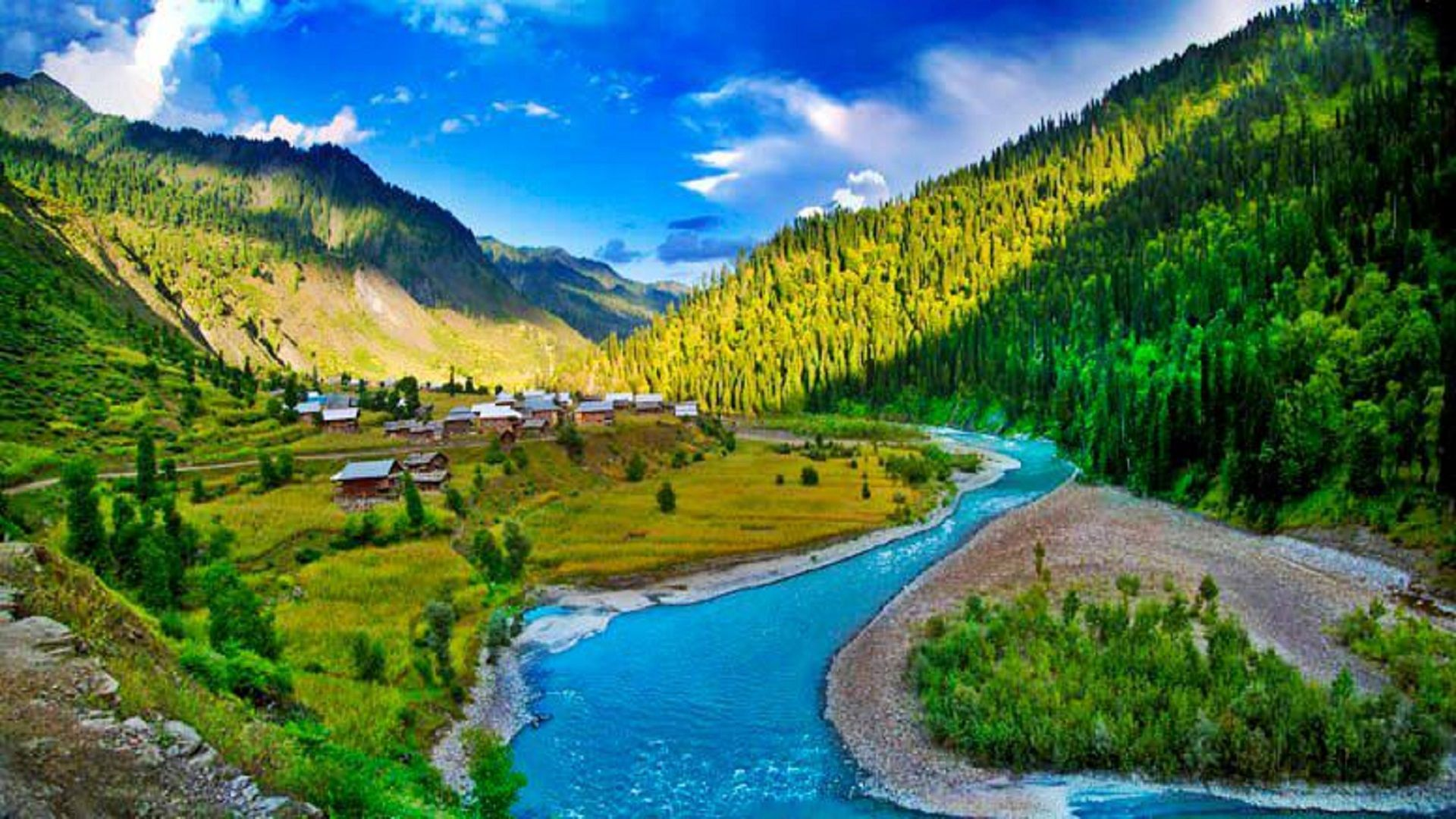 You really need to visit Neelum Valley this summer!