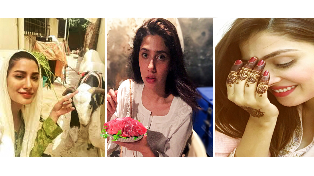 10 Types Of Girls You See On Bakra Eid - Kluchit