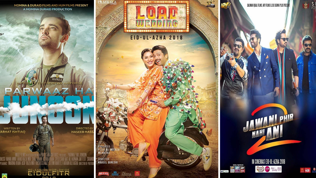 Here is what we think of the movies being released this Eid-ul-Azha!