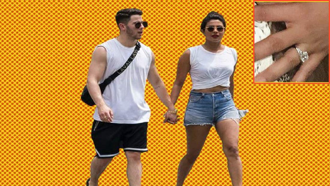 Priyanka Chopra and Nick Jonas are finally engaged!