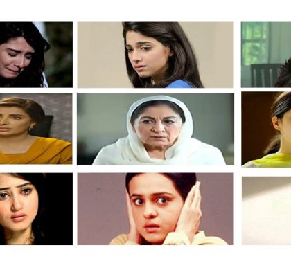 8 types of stereotypical female characters in most Pakistani dramas