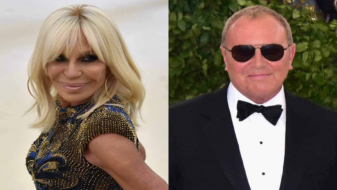 Micheal Kors bags Versace for 2.1 billion dollars
