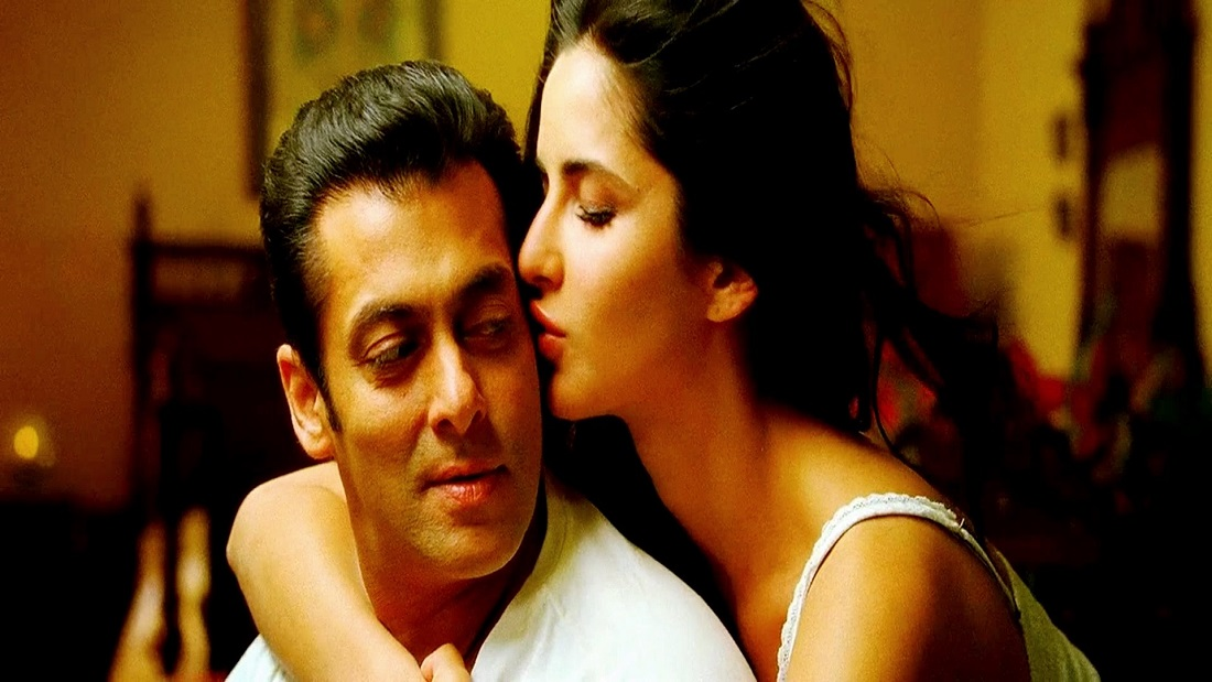 Salman Khan discloses why he does not have intimate scenes in his films