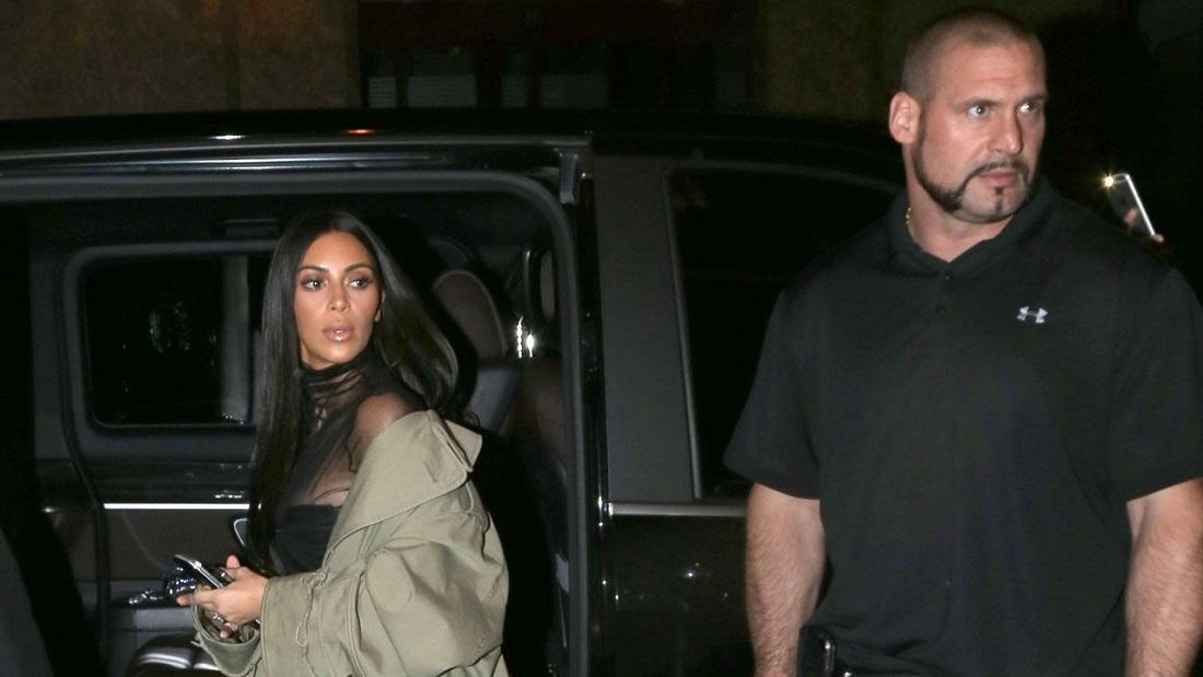 Kim Kardashian's ex bodyguard being sued for $6 million!!!
