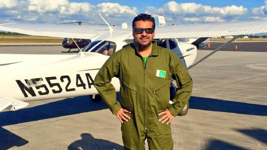 Fakhr-e-Alam to fly around the globe in 28 days