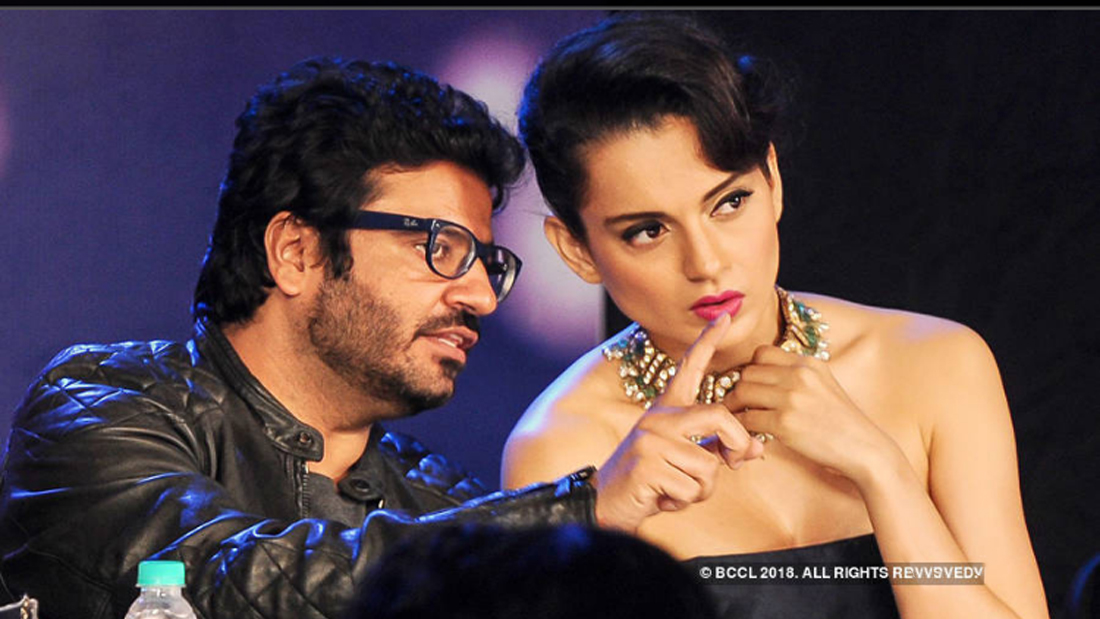 Kangana Ranaut accuses the director of 'Queen' of sexual harassment