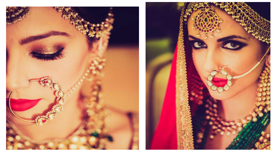 11 stunning Nath ideas to take inspiration from for brides to be!