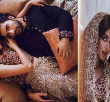 Call the fire brigade because Ahad Raza Mir and Sajal Aly are on fire!!!